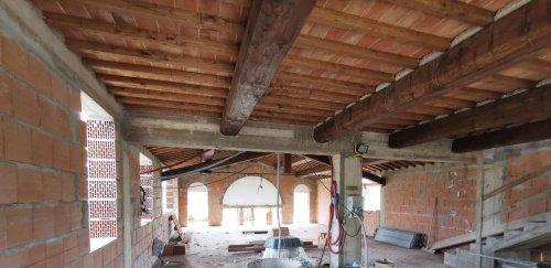 Hus på landet i San Gimignano