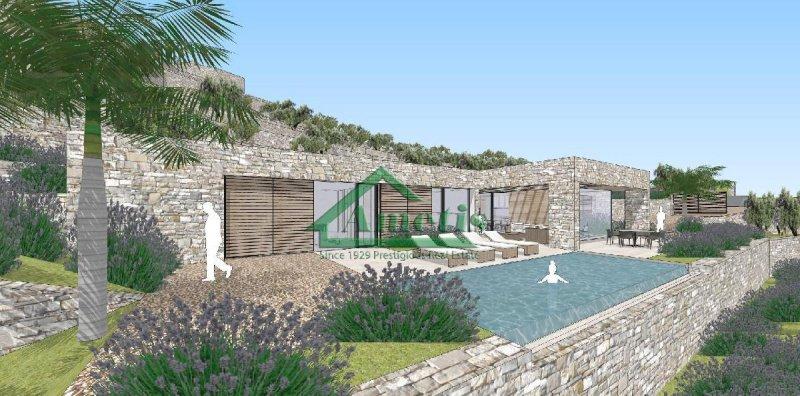 Строительный участок в Диано-Марина