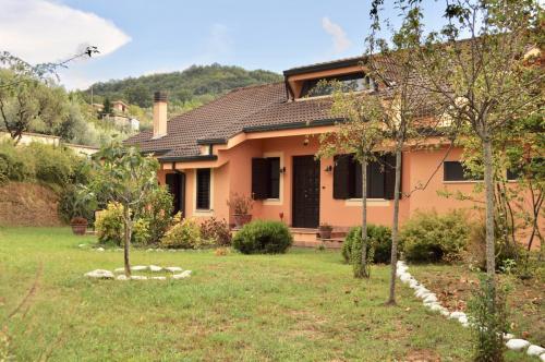 Maison à Broccostella