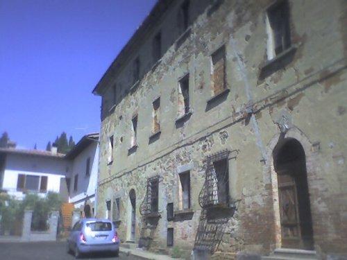 Casa histórica en Monte San Savino