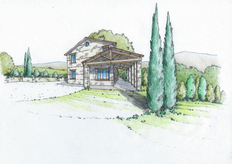 Einfamilienhaus in Penna San Giovanni