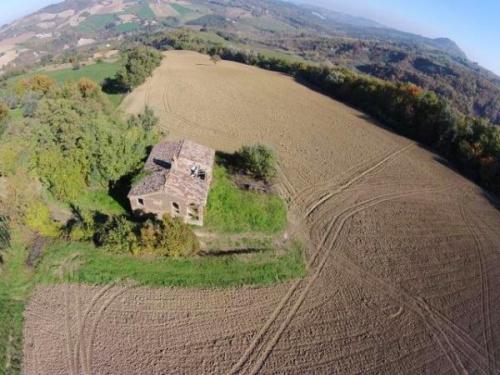 Lantställe i Monte San Martino