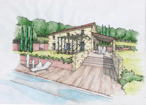 Casolare a Sant'Angelo in Pontano