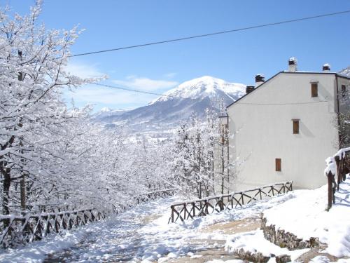 Casa a Rocca di Cambio