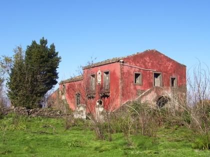 Landwirtschaftlicher Betrieb in Castiglione di Sicilia
