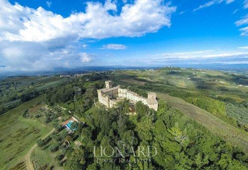 Castle in Certaldo