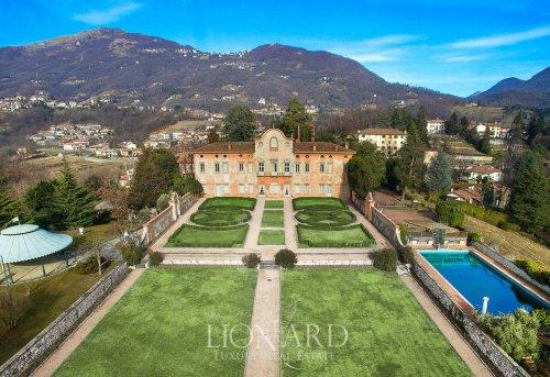Villa i Almenno San Bartolomeo