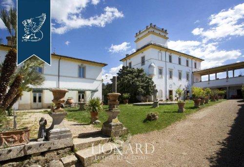 Villa en Rieti