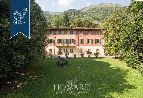 Villa a Borgo a Mozzano