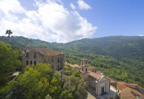 Villa i Torchiara