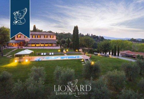 Villa à Sienne