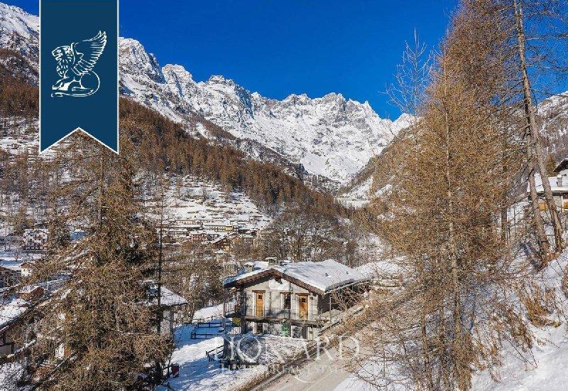 Villa en Valtournenche