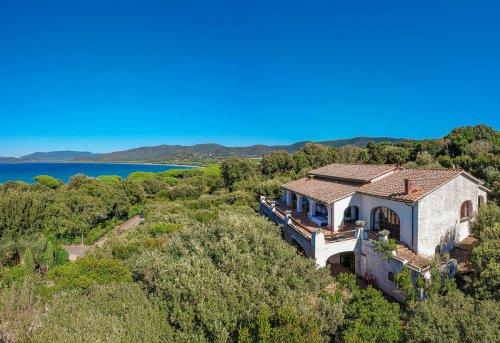Villa i Castiglione della Pescaia