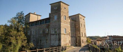 Castillo en Licciana Nardi
