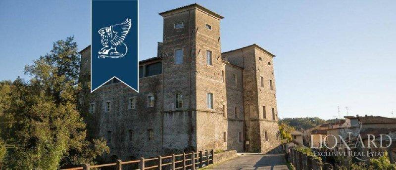 Castle in Licciana Nardi