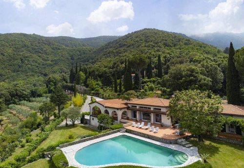Villa i Marciana