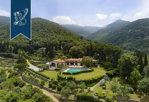 Villa à Marciana