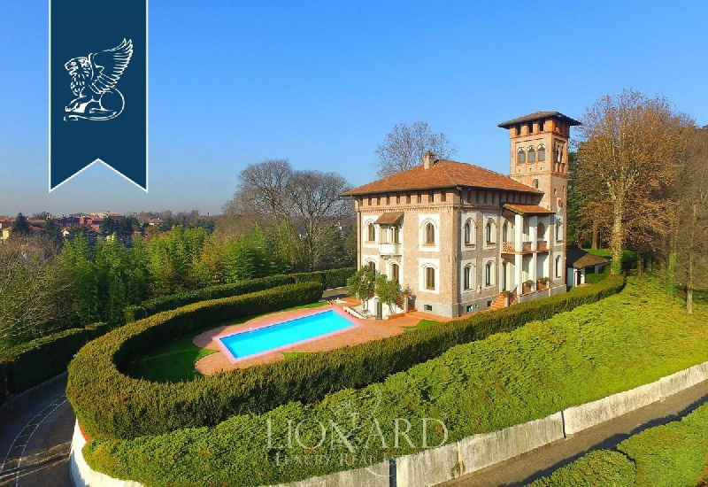Villa in Cesano Maderno