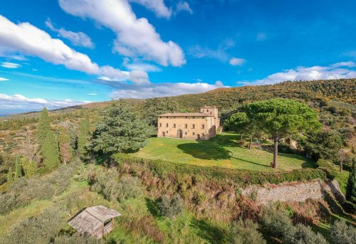 Castello a Arezzo