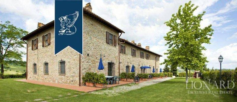 Gewerbeimmobilie in San Gimignano