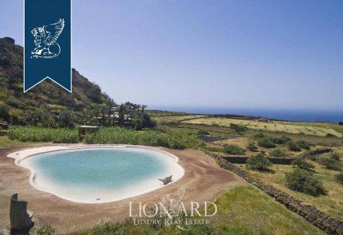 Villa i Pantelleria