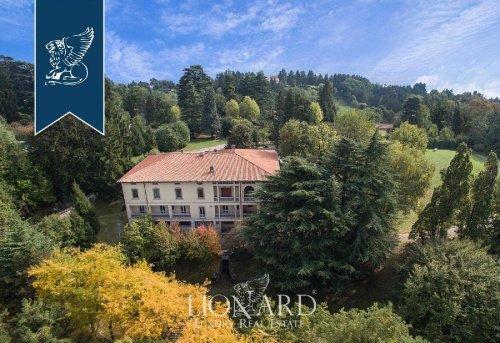 Villa in Longone al Segrino