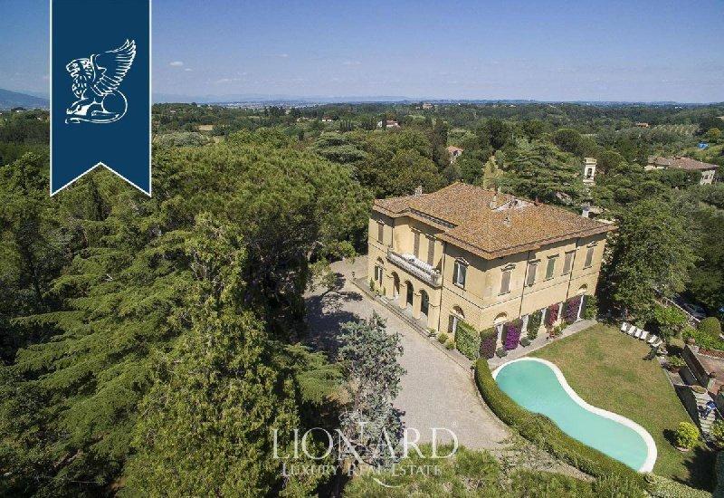 Villa in Crespina Lorenzana