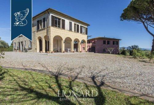 Villa i Crespina Lorenzana