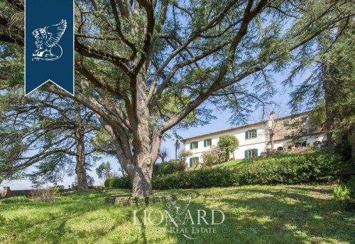 Villa i Greve in Chianti