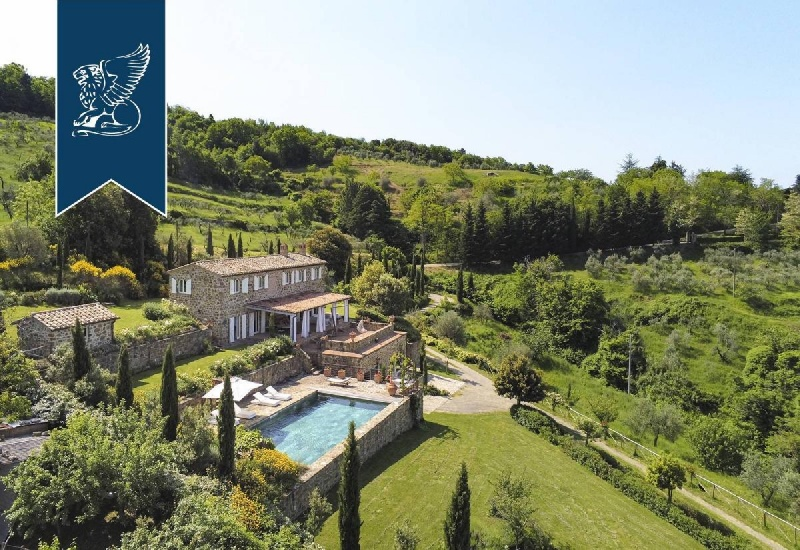 Villa in Montalcino