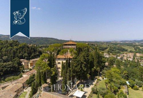 Castillo en Montepulciano