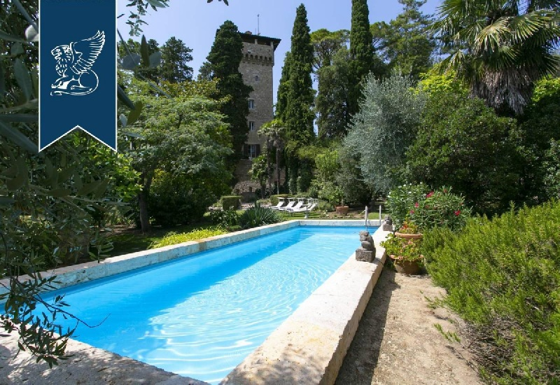 Castle in Montepulciano