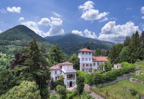 Villa in Dizzasco