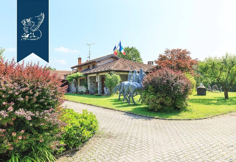 Villa in Vergiate