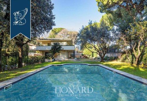 Villa à Rome