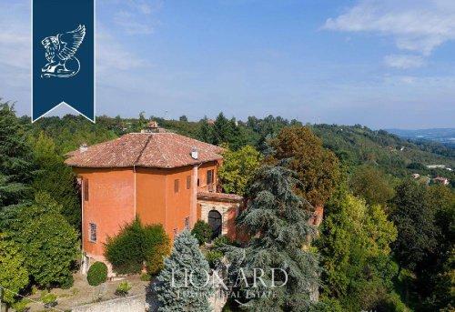 Schloss in Piozzo
