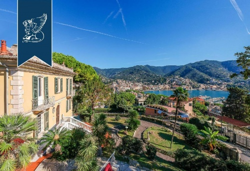 Villa in Rapallo