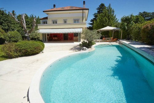 Villa in Triest