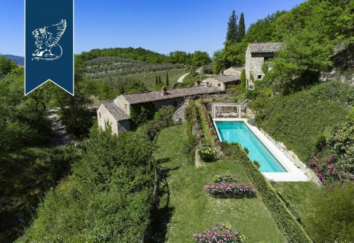 Commercial property in Castellina in Chianti