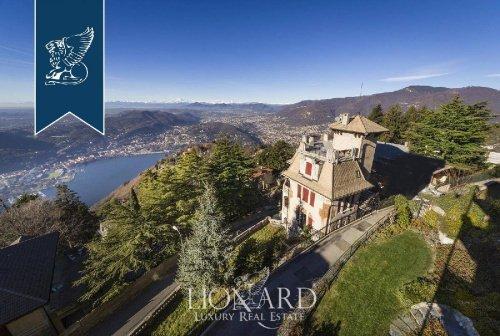 Villa à Brunate