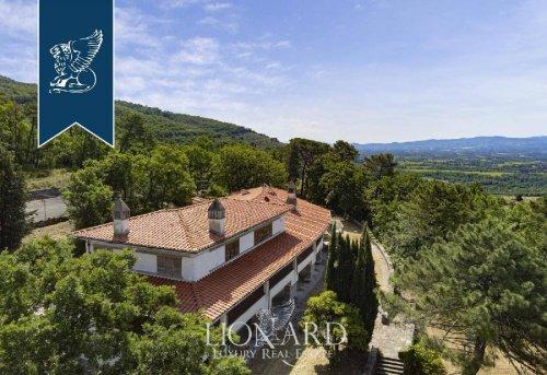Villa in Loro Ciuffenna