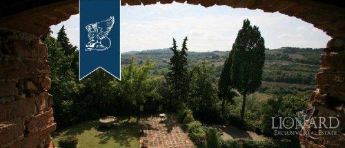 Klein huisje op het platteland in Montespertoli