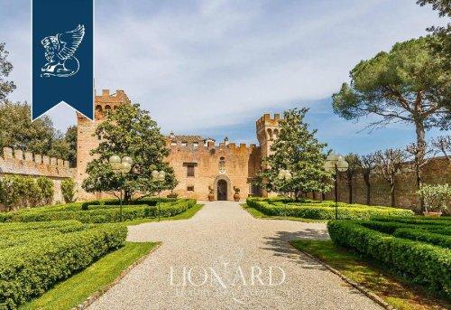 Schloss in Castelfiorentino