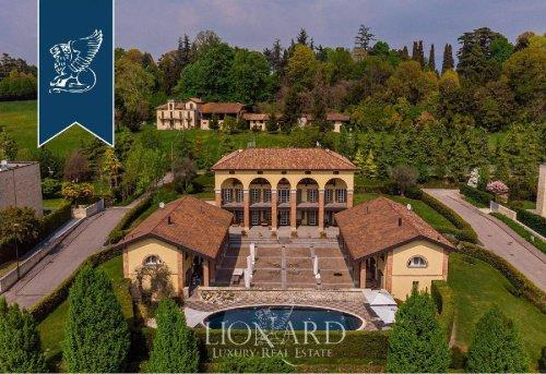 Villa in Merate