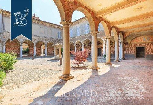 Palast in Villachiara