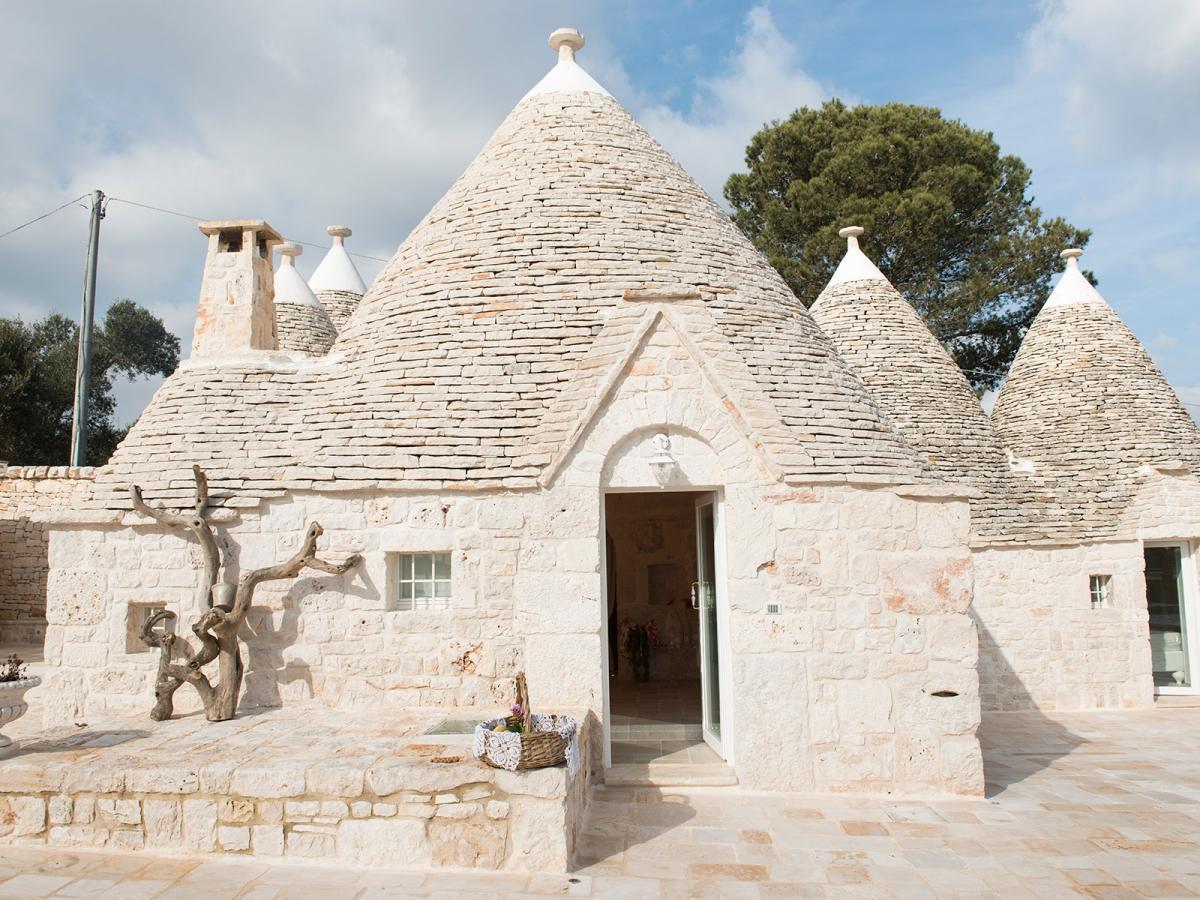 Casa en Alberobello