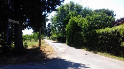 Hus på landet i Massarosa