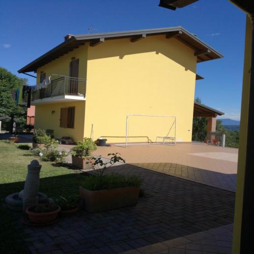 Casa a Borgo Ticino
