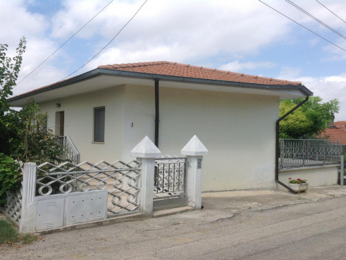 Hus i Bellante