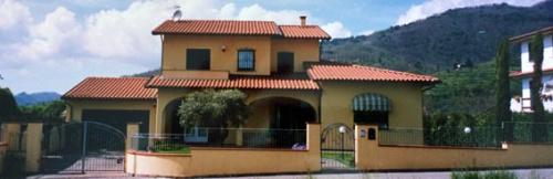House in Barga